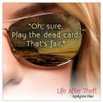 Play the dead card quote