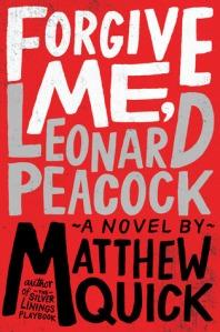 Forgive Me Leonard Peacock