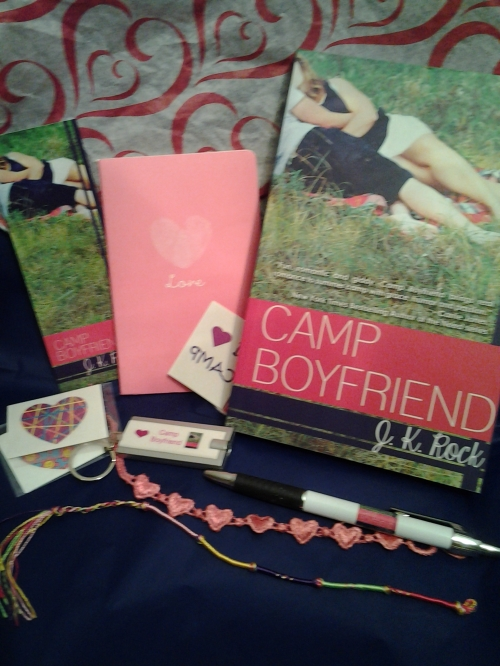 Camp Boyfriend swag pack
